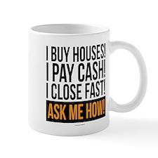 We Buy Houses Mugs