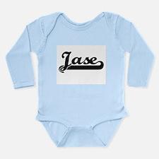 Jase Classic Retro Name Design Body Suit