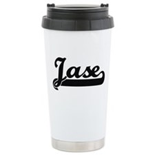 Jase Classic Retro Name Travel Mug