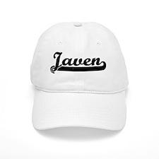 Javen Classic Retro Name Design Baseball Cap