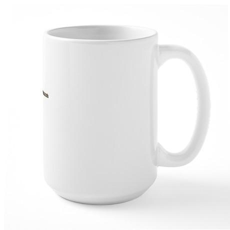 Cammo ShotGun Large Mug