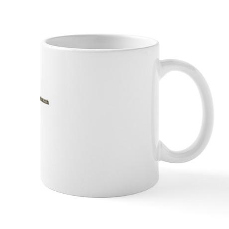 Cammo ShotGun Mug