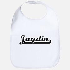 Jaydin Classic Retro Name Design Bib