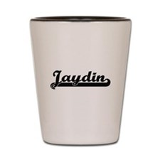 Jaydin Classic Retro Name Design Shot Glass