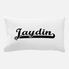 Jaydin Classic Retro Name Design Pillow Case
