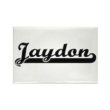 Jaydon Classic Retro Name Design Magnets