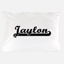 Jaylon Classic Retro Name Design Pillow Case
