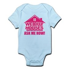 We Buy Houses Body Suit