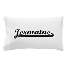 Jermaine Classic Retro Name Design Pillow Case