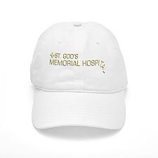 St. God's Memorial Hospital Baseball Cap