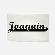 Joaquin Classic Retro Name Design Magnets