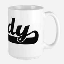 Jody Classic Retro Name Design Mugs