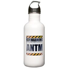 Warning: ANTM Water Bottle
