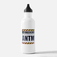 Warning: ANTM Water Bottle