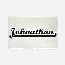 Johnathon Classic Retro Name Design Magnets