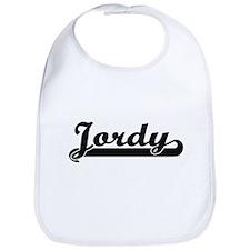 Jordy Classic Retro Name Design Bib