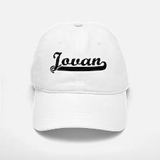 Jovan Classic Retro Name Design Baseball Baseball Cap