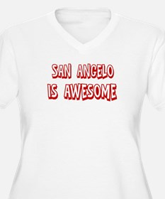 San Angelo is awesome T-Shirt