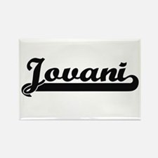 Jovani Classic Retro Name Design Magnets