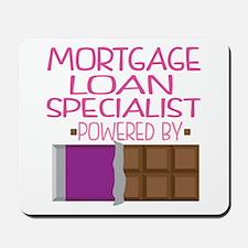 Mortgage Loan Specialist Mousepad