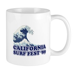 California Surf Mug