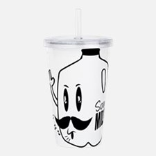 Soy Milk Acrylic Double-wall Tumbler