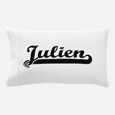 Julien Classic Retro Name Design Pillow Case