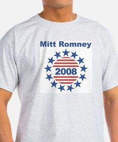 Mitt Romney stars and stripes T-Shirt