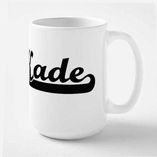 Kade Classic Retro Name Design Mugs
