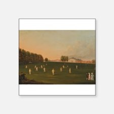 cricket art Sticker