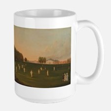 cricket art Mugs