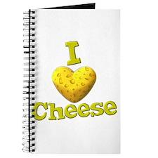 funny cute i heart love cheese cheesey heart Journ