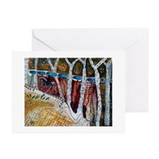 Forest Of Sillinessgreeting Cards (pk Of 10)