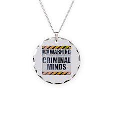 Warning: Criminal Minds Necklace