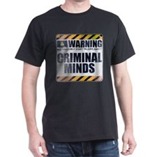 Warning: Criminal Minds T-Shirt