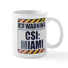 Warning: CSI: Miami Mug