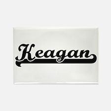Keagan Classic Retro Name Design Magnets