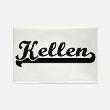 Kellen Classic Retro Name Design Magnets