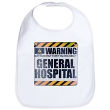 Warning: General Hospital Bib