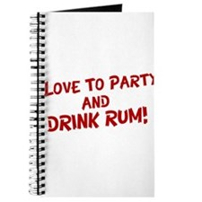 Cool Rum Journal