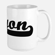Keyon Classic Retro Name Design Mugs