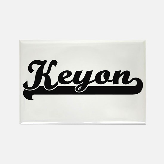 Keyon Classic Retro Name Design Magnets