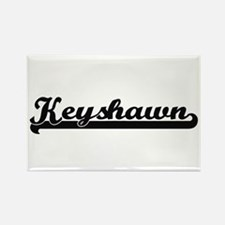 Keyshawn Classic Retro Name Design Magnets