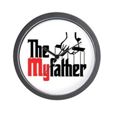 The My Father Wall Clock