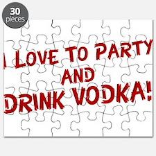 Cute Vodka Puzzle