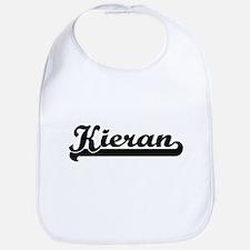 Kieran Classic Retro Name Design Bib