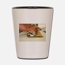 Making Sushi Shot Glass