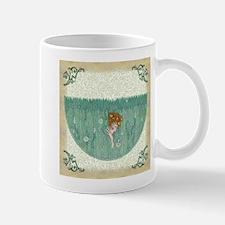 Art Deco Temptress Intrigue Mugs