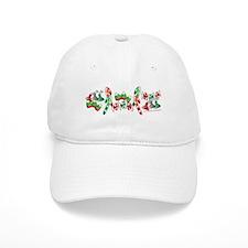 Cmas Candy Baseball Cap