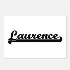 Laurence Classic Retro Na Postcards (Package of 8)